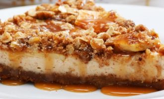 We Added a Special Topping to Our Cheesecake and Can't Believe How Much Better It Tastes!