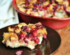 This Mixed Berry Croissant Bread Pudding Is Made With Some Special Ingredients That Make It Truly Wonderful!