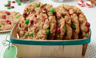 It's Baking Season, and We Have a Great Holiday Cookie to Get You Started!