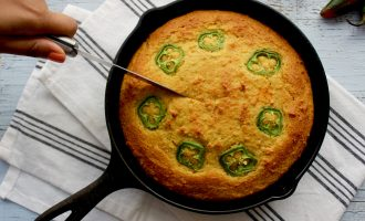 This Jalapeno Cornbread Will Add A Spicy Kick To Just About Any Meal, It Is So Irresistible!