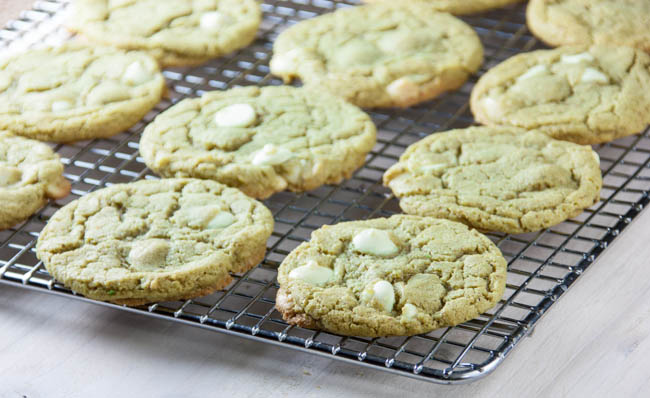These Pistachio Butter Cookies Are Delectable, We Couldn't Believe ...