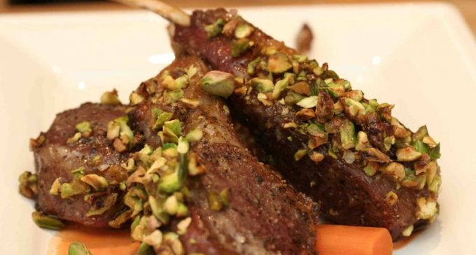 Pistachio Coated Lamb Chops That Will Blow Your Mind