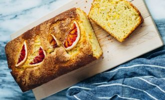If You've Never Had an Olive Oil Cake Before, Try This Version That Uses Blood Oranges!