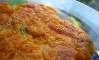 A New King Of Breakfast In Our Home: Sweet Potato Fritters