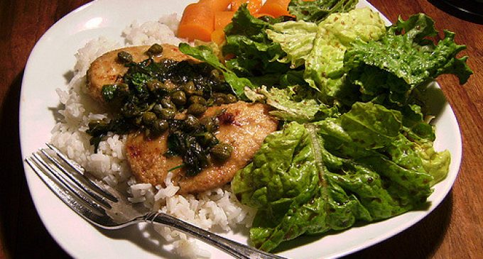 This Chicken Piccata Cutlet Recipe Is the Best One We've Ever Tried!