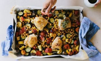 Tips And Tricks For Making Any Sheet Pan Dinner Taste Amazing And Look Wonderful!
