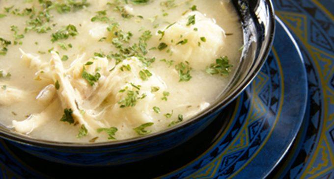 Chicken & Dumplings A Southern Classic