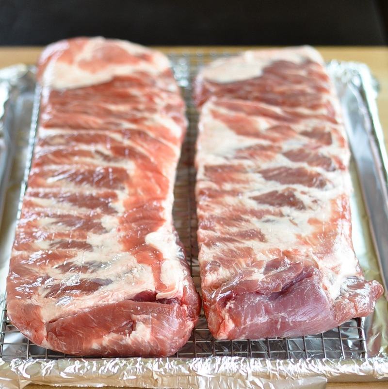 how to oven cook bbq ribs