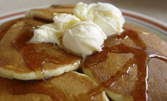 These Sour Cream Pancakes Are the Reason We Get Up in the Morning