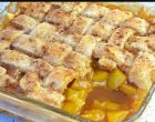 Only 25 Minutes to a Mouthwatering Homemade Cobbler With a Crust That Will Surprise Everyone
