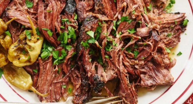 Slow Cooker Mississippi Roast is the Stuff Dreams Are Made Of