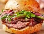This Sirloin Steak Sandwich Is So Easy And Mouthwatering, It Makes A Wonderful Meal!