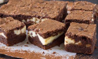 These Cream Cheese Brownies Are How Brownies Were Meant To Be, They Taste So Wonderful!