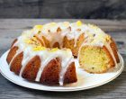 This Lemon Bundt Is So Light, Delicious And Looks Wonderful Too!