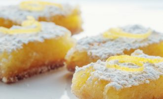 These Lemon Bars Are So Easy And Make A Truly Wonderful Dessert Every Single Time!