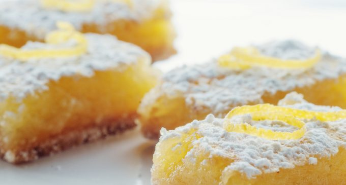 These Lemon Bars Are So Easy And Make A Truly Wonderful ...