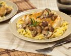 Skip The Crowded Restaurant Make This Super Easy Chicken Marsala At Home!