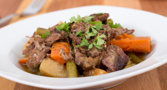 This Foolproof Recipe For Beef Pot Roast Will Make It Turn Out Perfect Every Time!