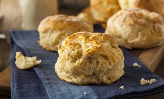 Buttermilk Biscuits So Flaky And Wonderful, We Couldn't Believe How Easy They Were!