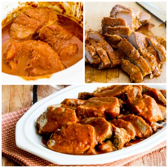 Slow Cooker Recipe For Pork Sirloin Roast With Spicy ...