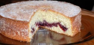 This Blackberry Jam Cake Is So Delicious And Simply Stunning, It's Sure To A Be A Favorite!