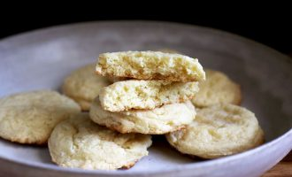 These Soft Cream Cheese Cookies Have Just a Hint of Citrus