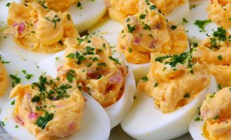 Here Are 4 Ways to Jazz Up Ordinary Deviled Eggs