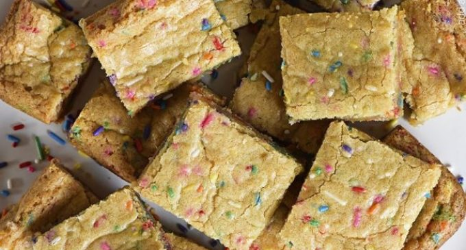 These Blondies are Twice The Fun