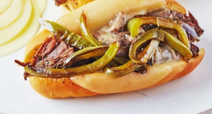Bring the Deli Home With This Italian Beef Sandwich
