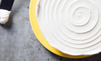 This Swiss Meringue Buttercream Frosting Is Unbelievably Light and Airy
