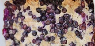 This Blueberry Dump Cake Tastes Way Better Than It Sounds!