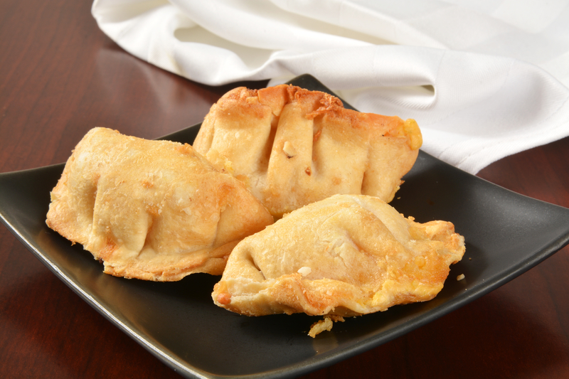 how to make vegetable wontons