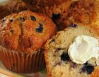 These Blueberry Muffins Have a Surprise Ingredient