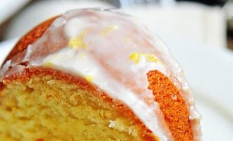 Lemon Bundt Cake with a Buttermilk Glaze That Will Have Everyone Begging for Seconds