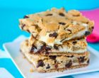 Can't Decide on Dessert? Get 2-in-1 With These Chocolate Chip Cookie Cheesecake Bars