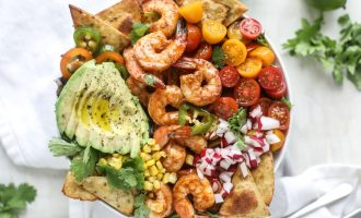 This Taco Salad Has a Couple of Surprising Ingredients