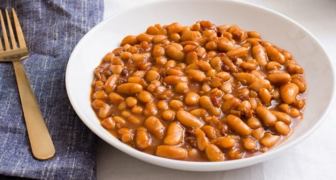 These Fancy Pork and Beans Aren't Like the Store-Bought Version We Grew Up Eating!