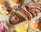 Add Hawaiian Flair to Your Sandwiches With This Delectable Brisket Sandwich Recipe
