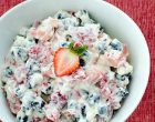 This Berry Cheesecake Salad Is Our Favorite Summertime Treat