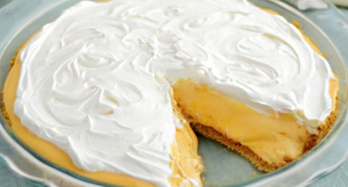 No Bake Creamsicle Pie A Summertime Treat Not To Be Missed