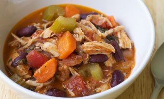 This Chicken Stew Is Perfect for a Rainy Day