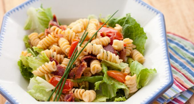 Don't Make These Mistakes When Making Pasta Salad