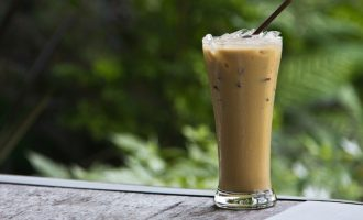 This Salted Caramel Iced Coffee is One Sweet Treat!