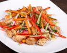 Save Time With This Make-Ahead Chicken and Veggie Chopped Salad