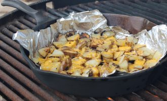 We Made Our Favorite Skillet Recipes on the Grill…They Turned Out Amazing!