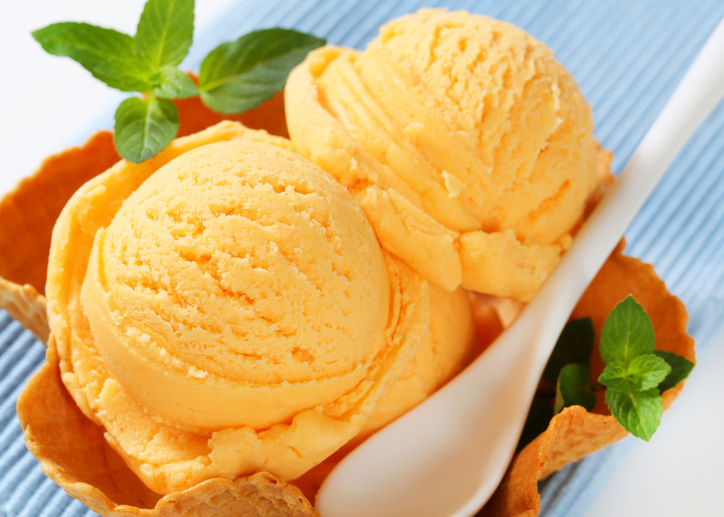 This Classic Orange Sherbet Recipe Takes Us Back to Our Childhoods ...