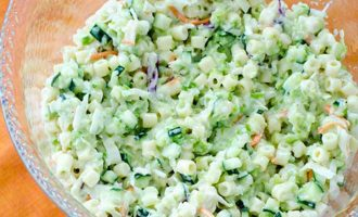 This Macaroni Coleslaw Is an Unexpected Twist on 2 Summertime Favorites