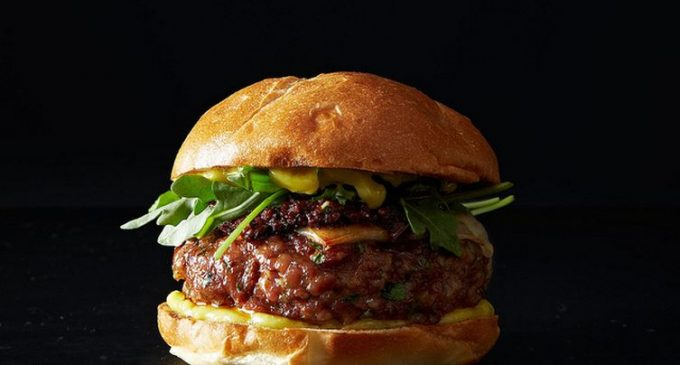 This Recipe Takes Burgers to a Whole New Level