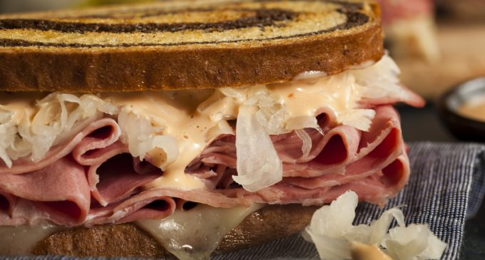 Lunch in a Hurry: Try This 15-Minute Reuben Sandwich
