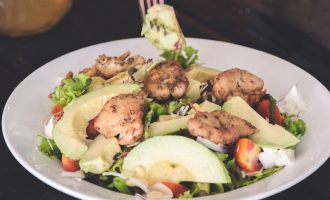 This Chicken & Avocado Salad Has an Amazing Dressing We Can't Get Enough Of!